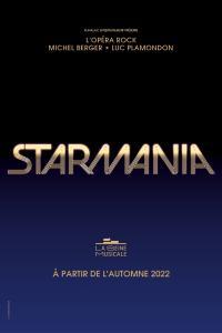 STARMANIA - L'OPERA ROCK